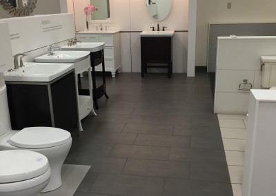 Ensuite Halifax - showroom